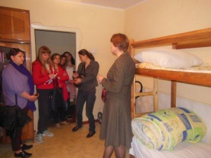 study tour for Kyiv service providers to Poltava 2_May 2014